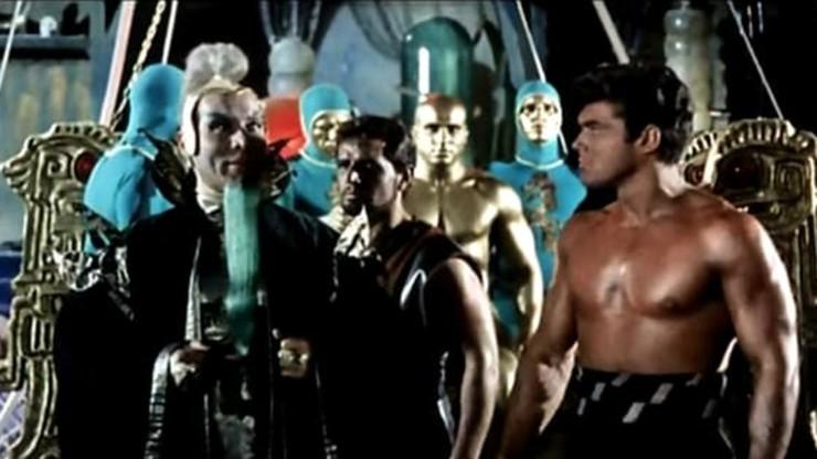 The Conqueror of Atlantis (Goliath and the Dragon)