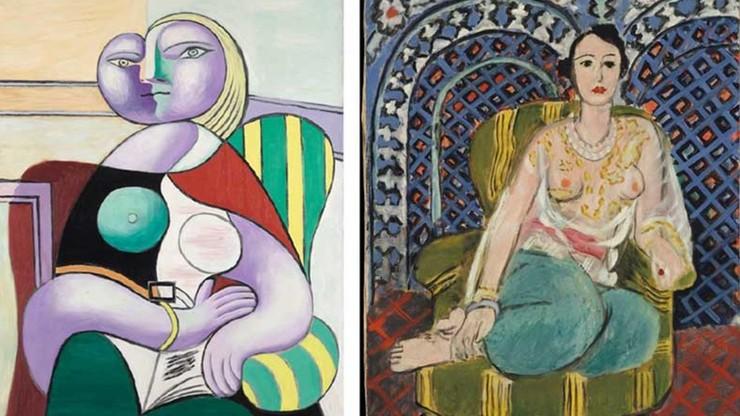 Matisse-Picasso