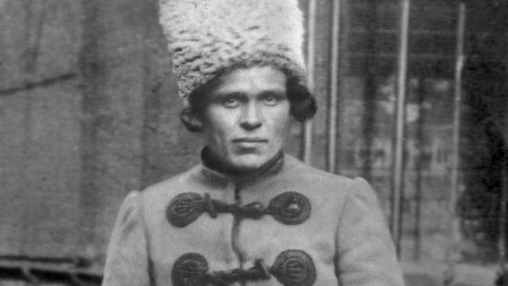 Nestor Makhno, a Peasant from Ukraine