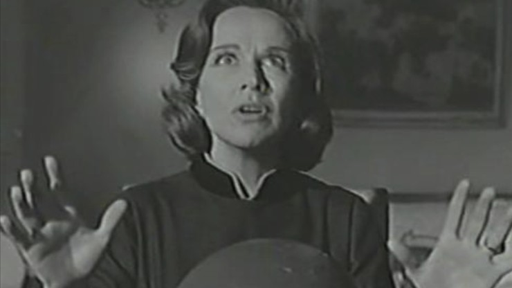 The Alfred Hitchcock Hour: The Evil of Adelaide Winters