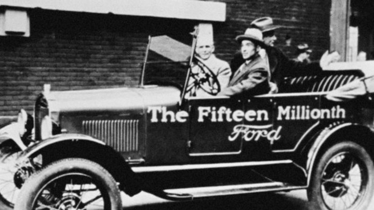 Henry Ford's America