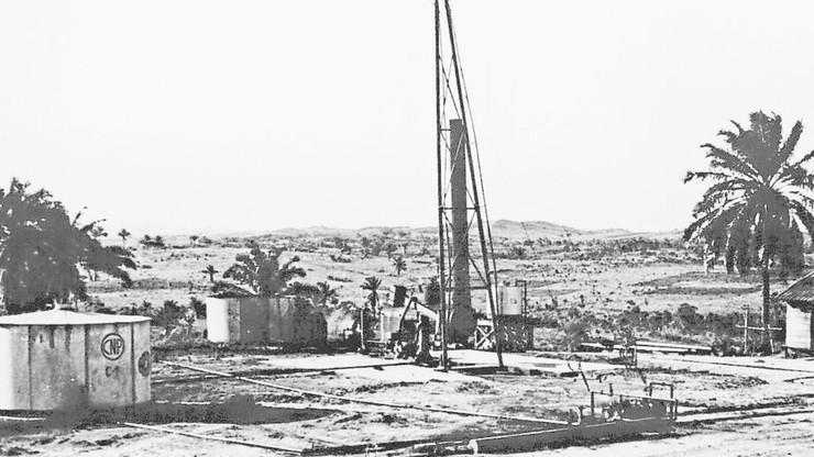 A Cidade de Salvador (Petróleo Jorrou na Bahia)