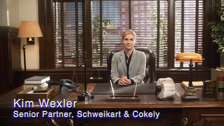 Better Call Saul: Ethics Training with Kim Wexler