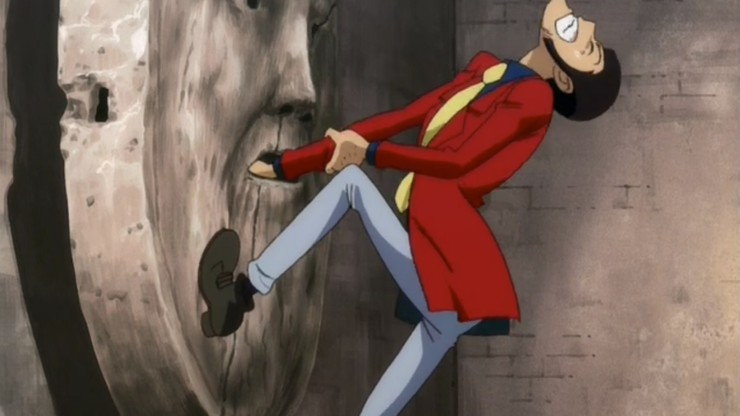 Lupin III: Operation Return the Treasure
