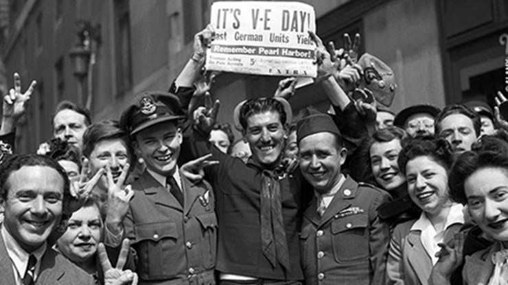 Délivrance, Noël 1944 - 8 mai 1945, une fin de guerre