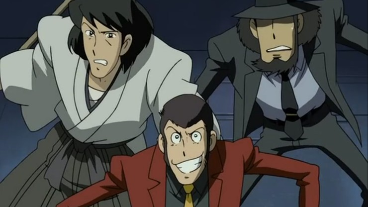 Lupin III: Angel Tactics