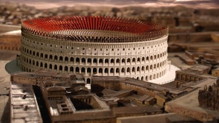 Les secrets du Colisée