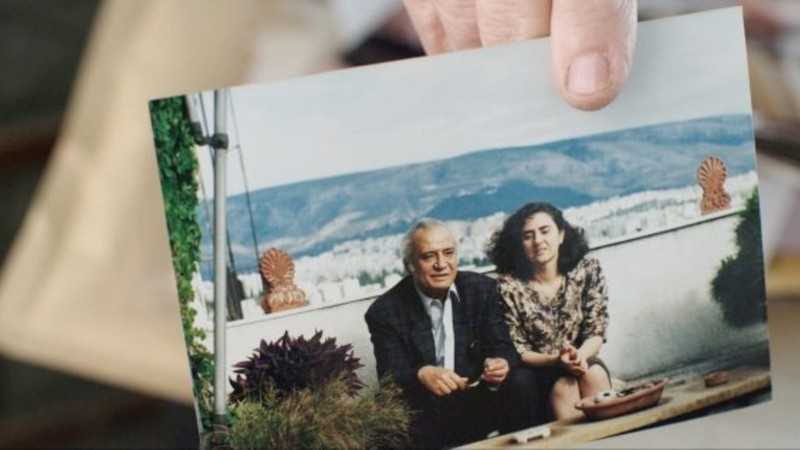Nikos Karouzos: Poems on a Tape Recorder