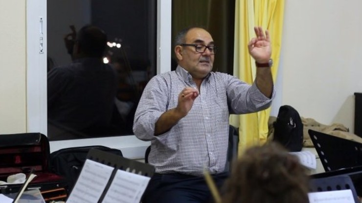 Con Fuoco: A Strange Orchestra