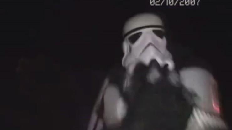Stabbing at Leia's 22nd Birthday