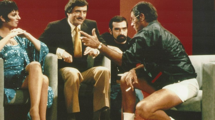 A Shot at the Top: The Making of 'The King of Comedy'