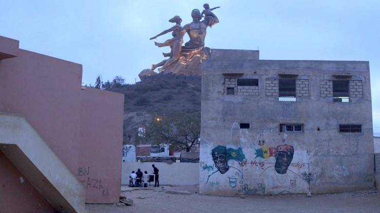 Letter from Dakar