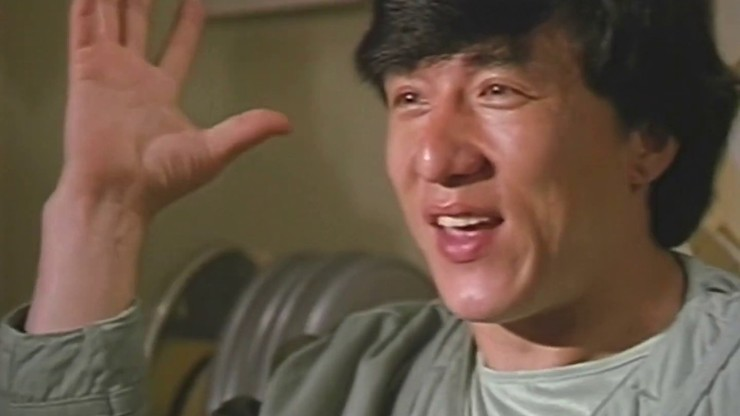 The Incredibly Strange Film Show: Jackie Chan
