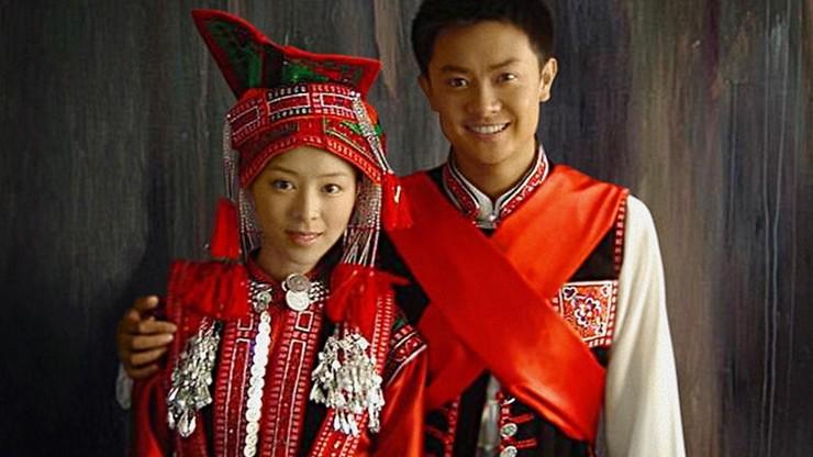 Huayao Bride in Shangrila