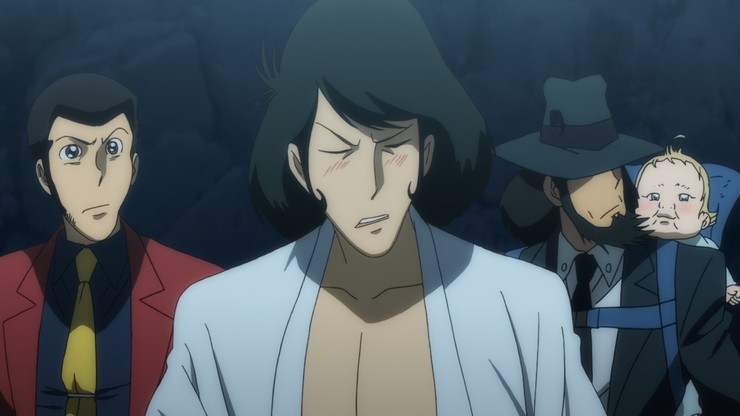 Lupin III: Princess of the Breeze