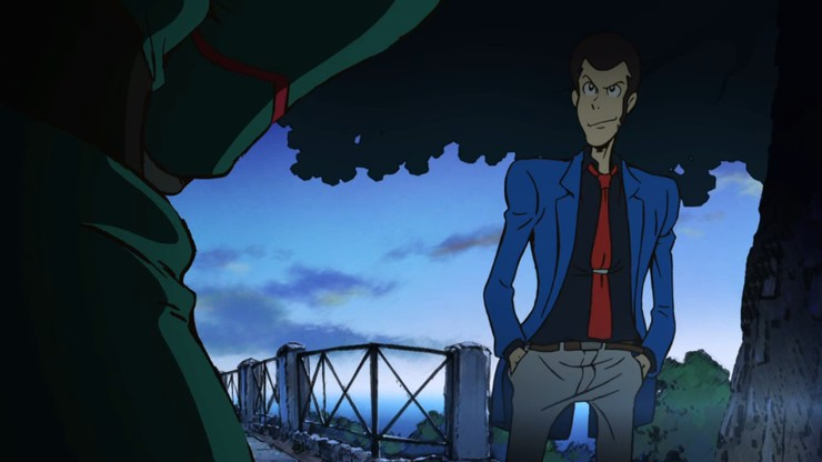 Lupin III Part IV: The Italian Adventure