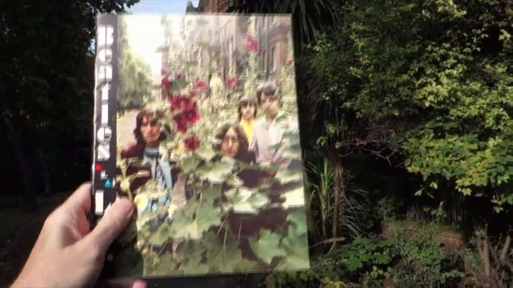 St. Beatles at St. Pancras, 1968