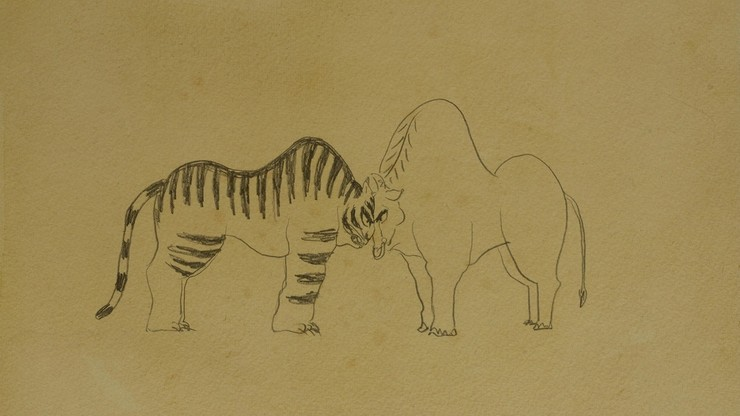 Tiger and Ox