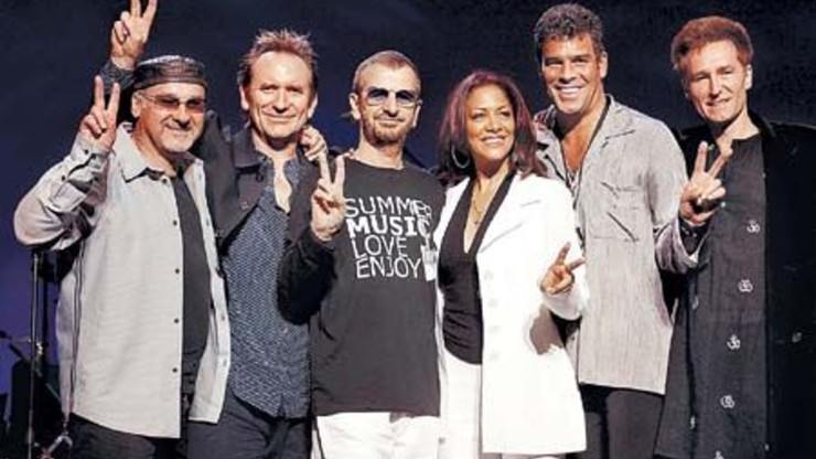 Ringo Starr & HIs All Starr Band: Tour 2003