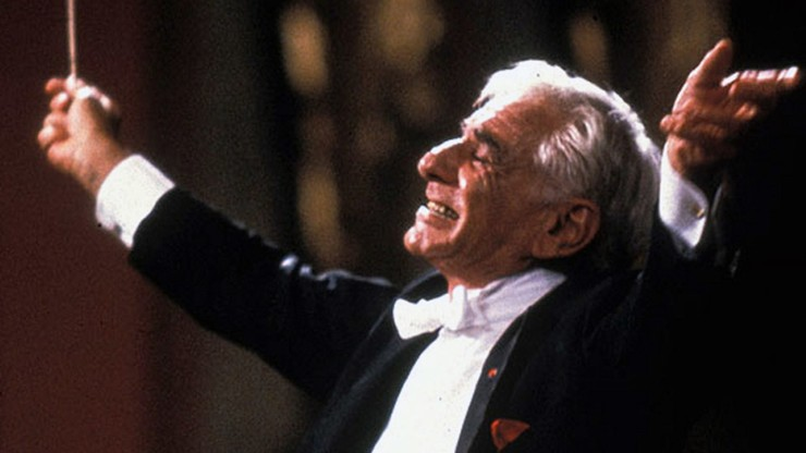 Leonard Bernstein: Reaching for the Note