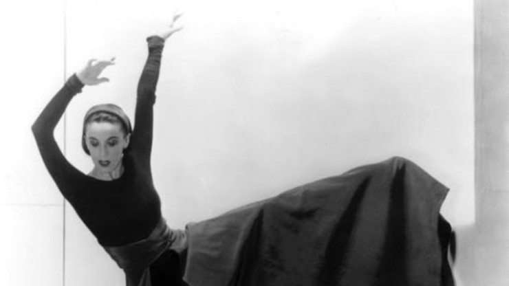 Martha Graham: The Dancer Revealed