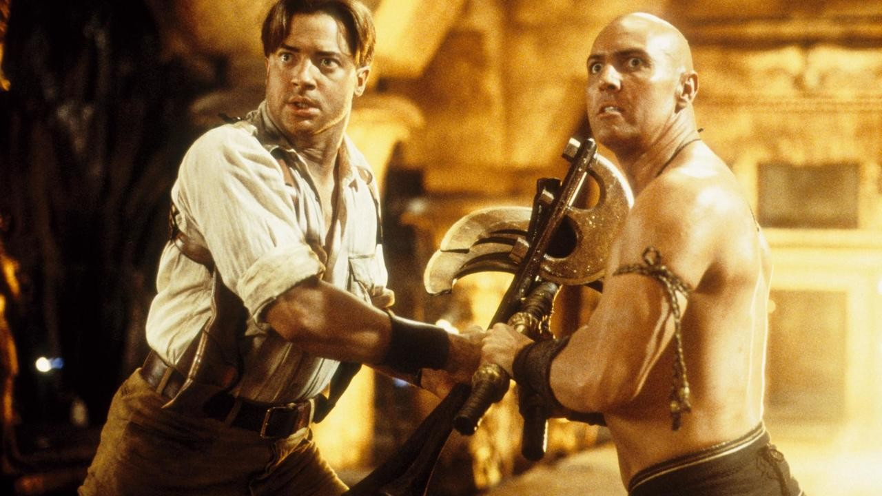 The Mummy Returns 2001 Mubi