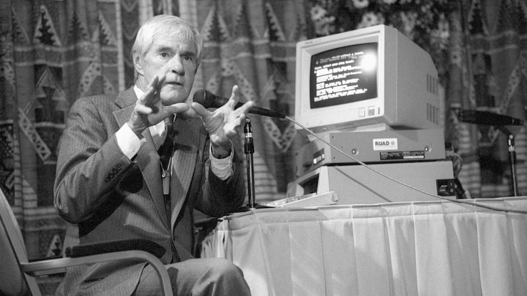 Reputations: Timothy Leary: The Man Who Turned America On