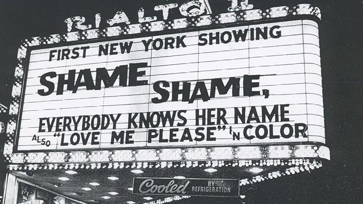 Shame, Shame, Everybody Knows Her Name