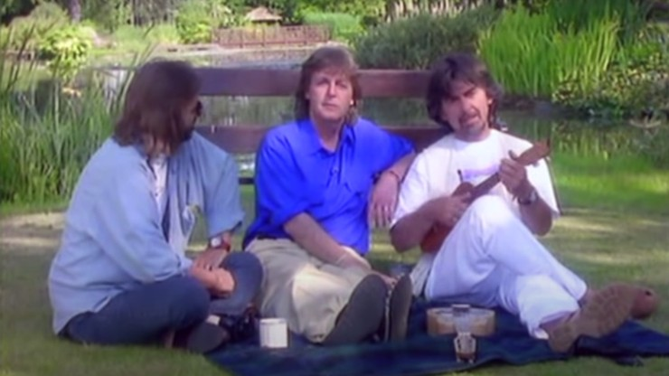 The Beatles - Reunion At Friar Park - June 23, 1994