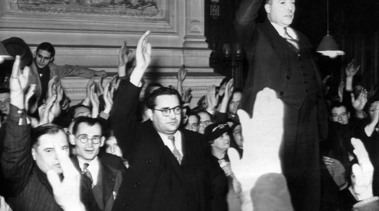 Jacques Doriot, le petit führer français