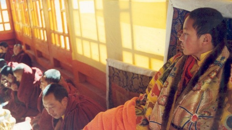 Karmapa: Two Ways of Divinity