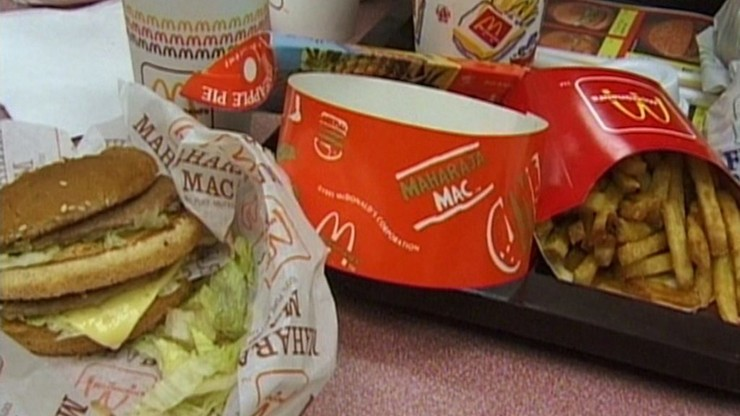 Maharadjah Burger