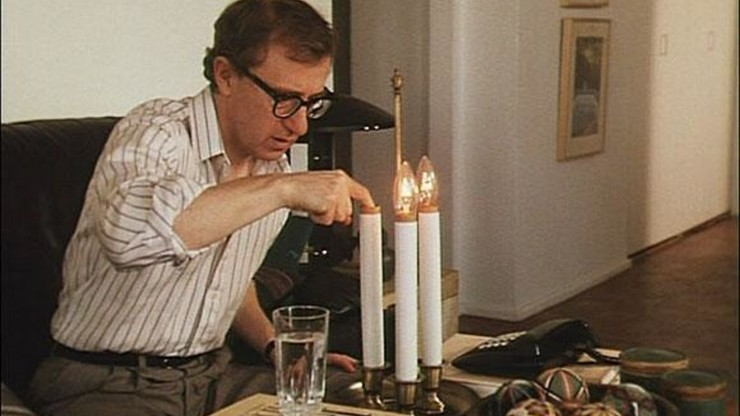 To Woody Allen from Europe with Love