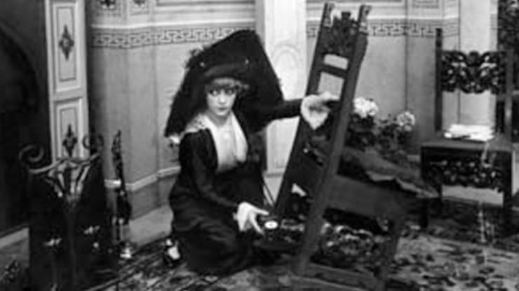 The Militant Suffragette