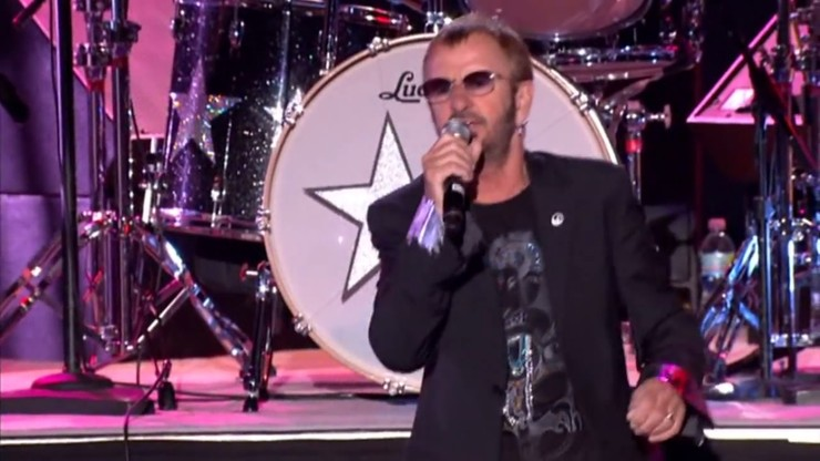 Ringo Starr and His All Starr Band Live at the Greek Theater