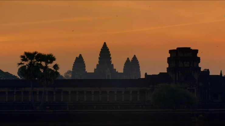 Lost Temples of the Jungle, Angkor Wat