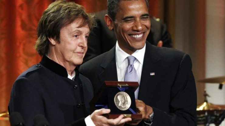 The Library of Congress Gershwin Prize for Popular Song: Paul McCartney