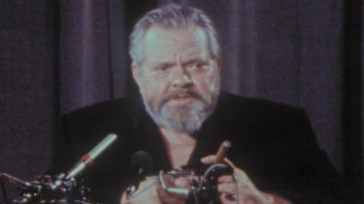 Orson Welles à la Cinémathèque française