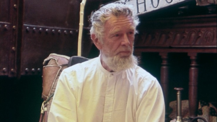 At Anchor / Land Under: A Film With Sterling Hayden