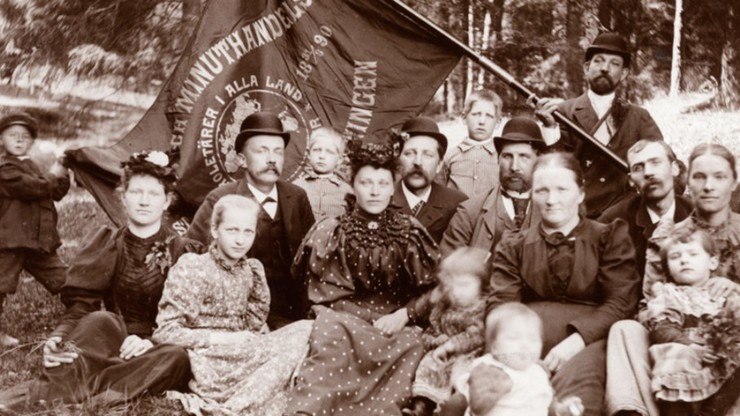 Tiden Är En Dröm (1880-1900)