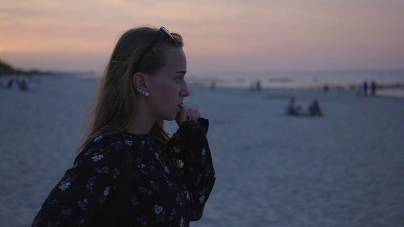 Julia nad morzem
