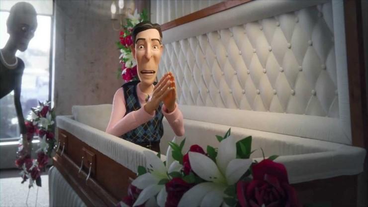 Funeral Home Piñatas