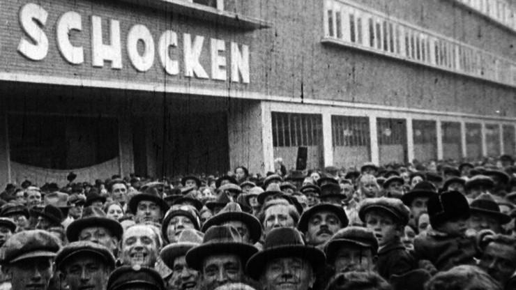 Schocken, On the Verge of Consensus