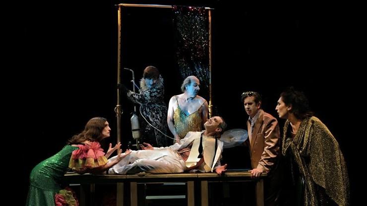 La Zaranda, teatro inestable