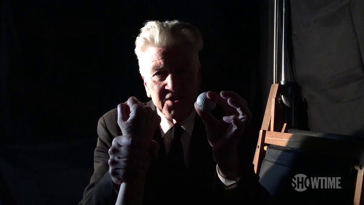 David Lynch's Comic-Con Message