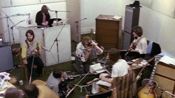 The Beatles: Complete Apple Studios, Savile Row, Rehearsal Footage, January 1969