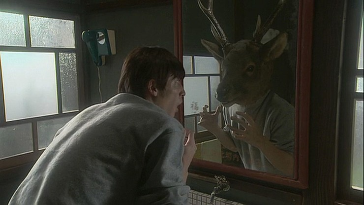 The Fantastic Deer-Man