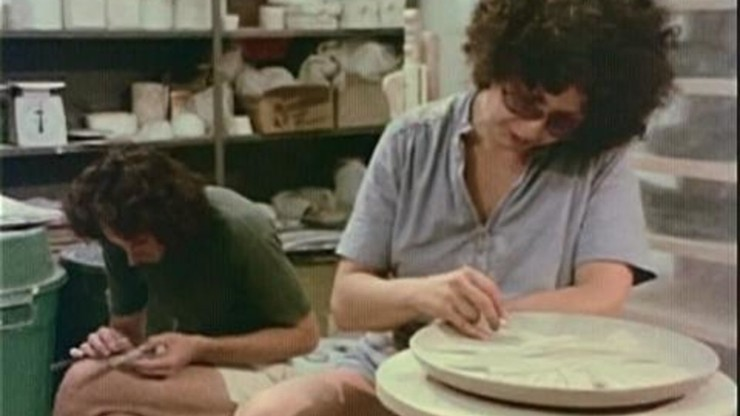 Right Out of History: The Making of Judy Chicago's Dinner Party