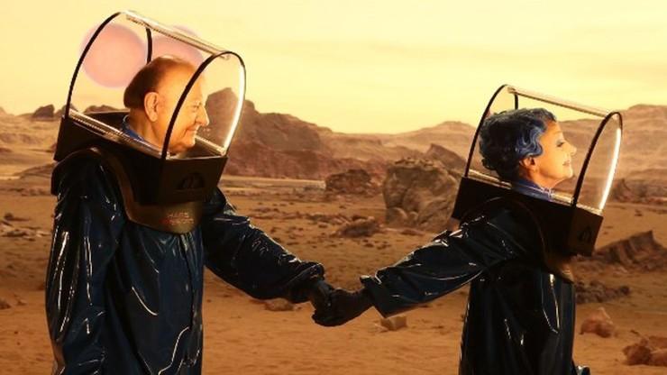 In vacanza su Marte