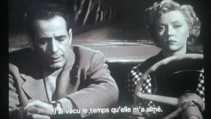 Le Violent : In a Lonely Place